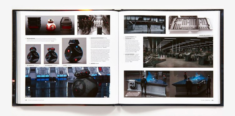 The Last Jedi - Supremacy pagina's