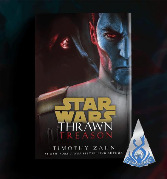 Thrawn Treason preorder giveaway