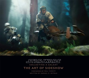 The Art of Sideshow Cover