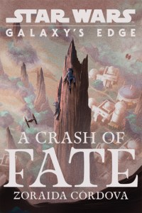 A Crash of Fate Cover