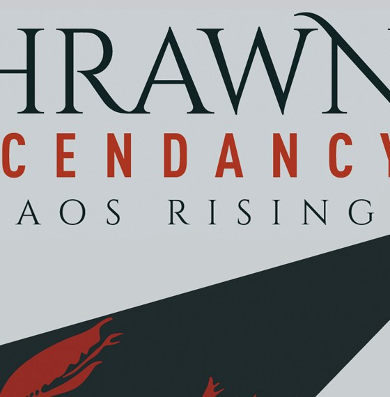 Chaos Rising Cover