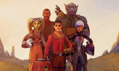 Star Wars Rebels: The Art of the Animated Series Cover