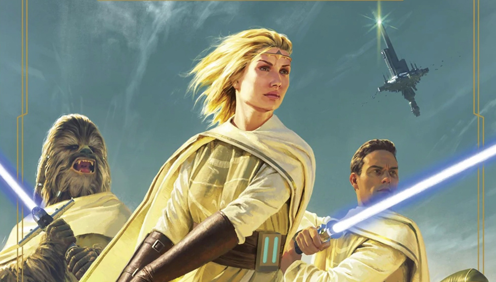 Light of the Jedi Cover