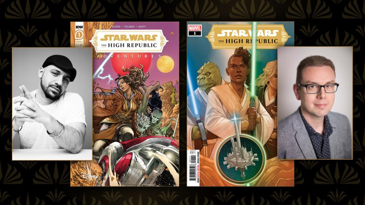 High Republic comics