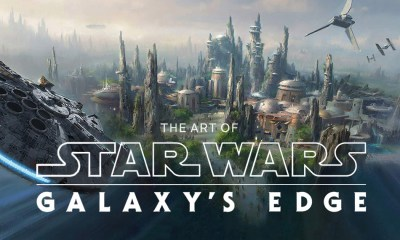 The Art of Galaxy's Edge Cover
