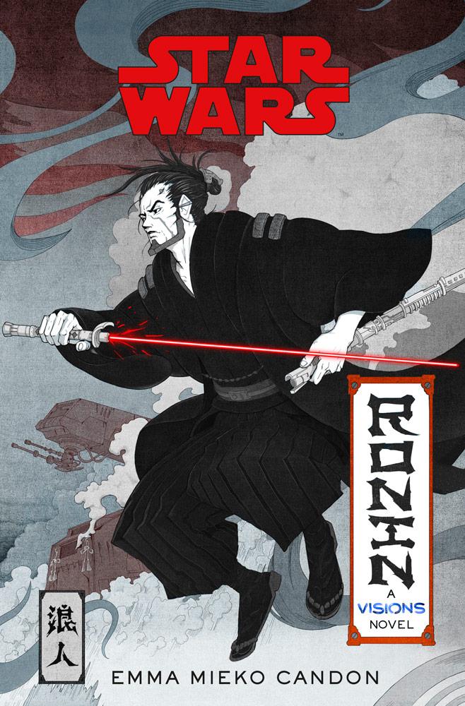 Star Wars: Ronin: A Visions Novel cover