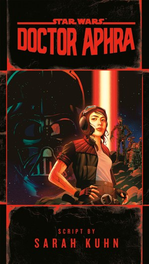 Doctor Aphra Script boek Cover