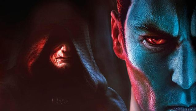 Exclusive: Allegiance is questioned in excerpt from Timothy Zahns Star Wars novel Thrawn: Treason