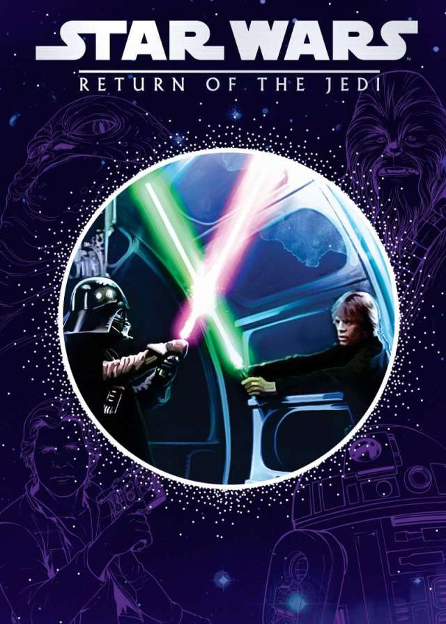 9780794446307 733x1024 Out Today: Star Wars: Return of the Jedi