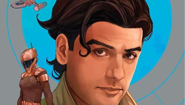 Alex Segura reveals Poes spice running past in new Star Wars novel Free Fall