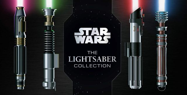 81Qwm0OGOkL 1024x519 Star Wars: The Lightsaber Collection Review by Scifibulletin.com