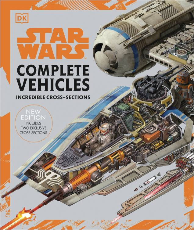 STAR WARS COMPLETE VEHICLES HC NEW ED (SEP201190)
