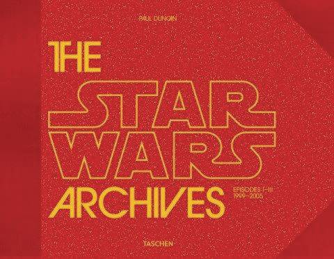 STAR WARS ARCHIVES EPISODES I   III 1999 2005 HC (SEP201468)