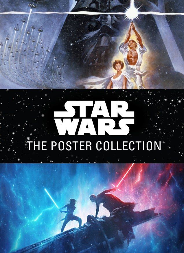 Star Wars: The Poster Collection   Insight Editions