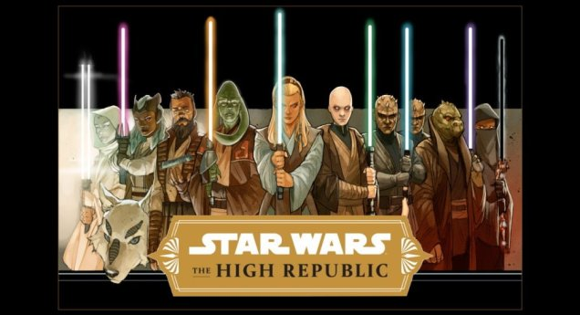 First Impressions: Heroes Rise as Hope is Tested in The High Republic   Star Wars News Net