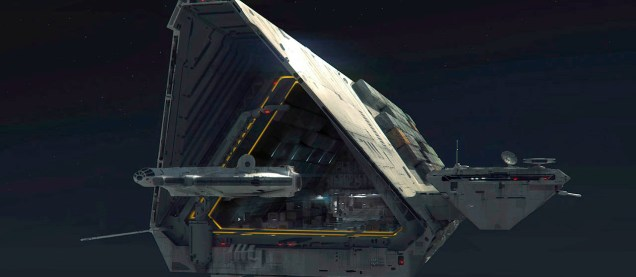 Star Wars: The High Republic Reveals New Jedi Starfighters and Villainous Vehicles