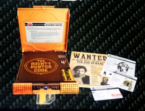 The Bounty Hunter Code 003