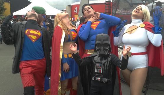 Darth Vader Boy 3