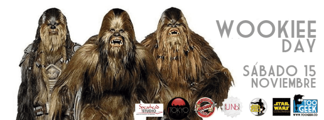 Wookie Day
