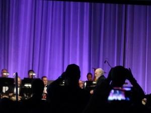 John Williams y la Orquesta Sinfónica de Orlando