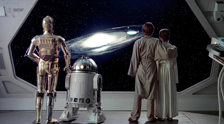 Image result for Empire strikes back ending escort frigate