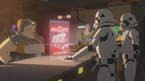 Star Wars Resistance - And Clip Sunday