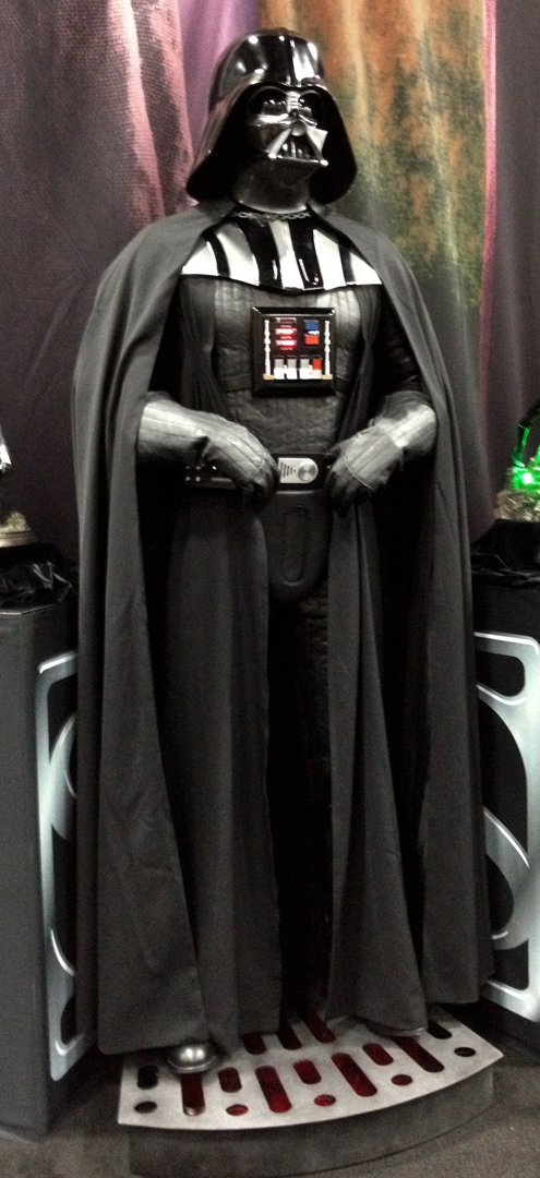 DARTH VADER ROTJ 11 Sideshow Collectibles