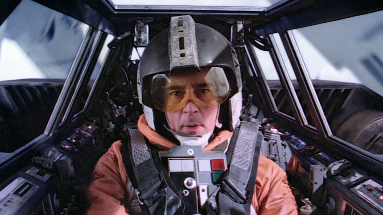 Wedge who was Rogue Three in The Empire Strikes Back. It definitely wasn't Craigula.