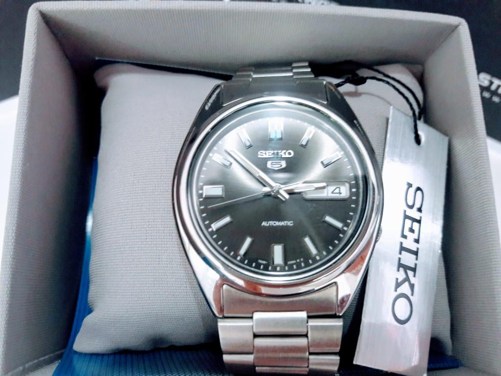 Seiko SNXS79J1 Automático - Star Watch