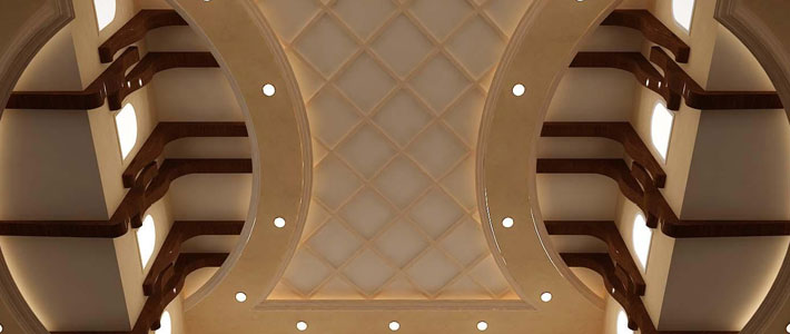 Home Furnishing Office Furniture And Interior Decoration Gypsum Work Mavelikara Alappuzha