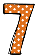 number 7 1