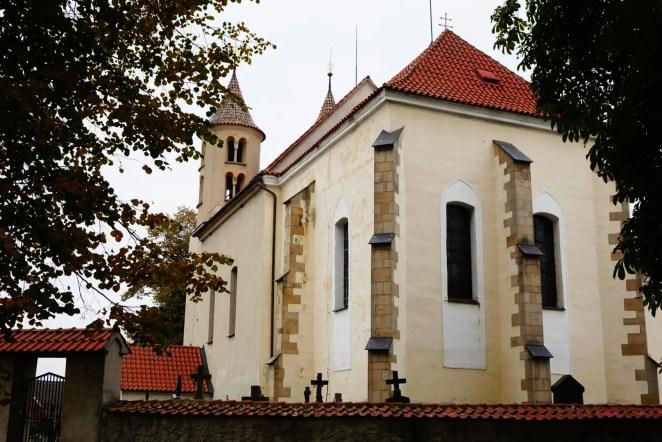 Kostel sv. Bartoloměje v Kodraci