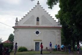 Kostel v Libenicích