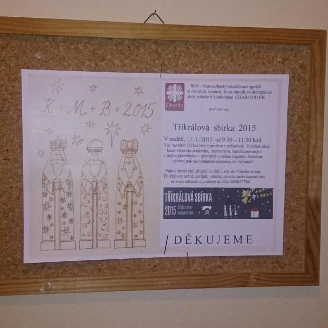Plakát ve školce