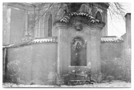 Východní výklenková kaple