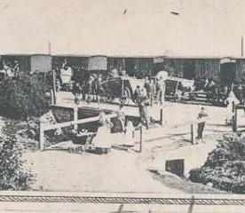Výřez pohlednice z roku 1907
