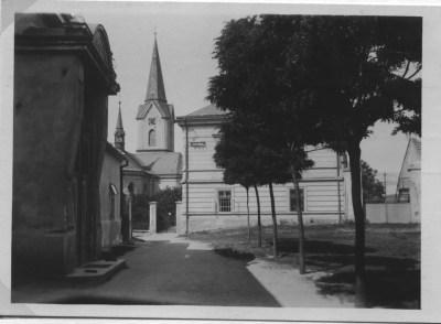 Fara a kostel