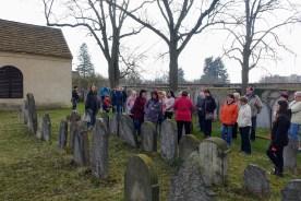 Výlet SOS - židovský hřbitov
