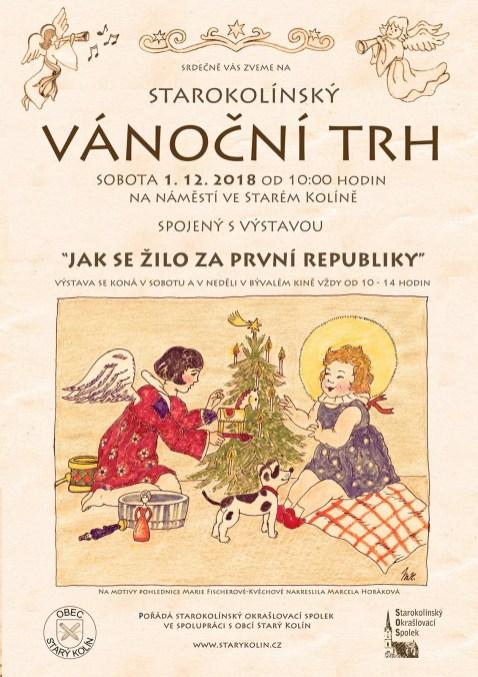 Vánoční trh 2018