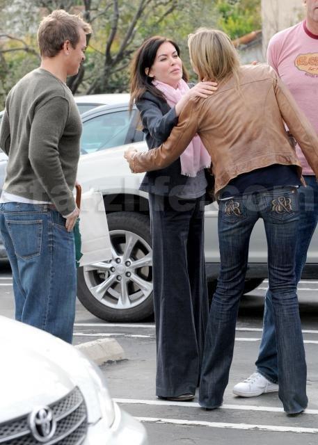 EXCLUSIVE Lara Flynn Boyles Body is Still Skinny At
