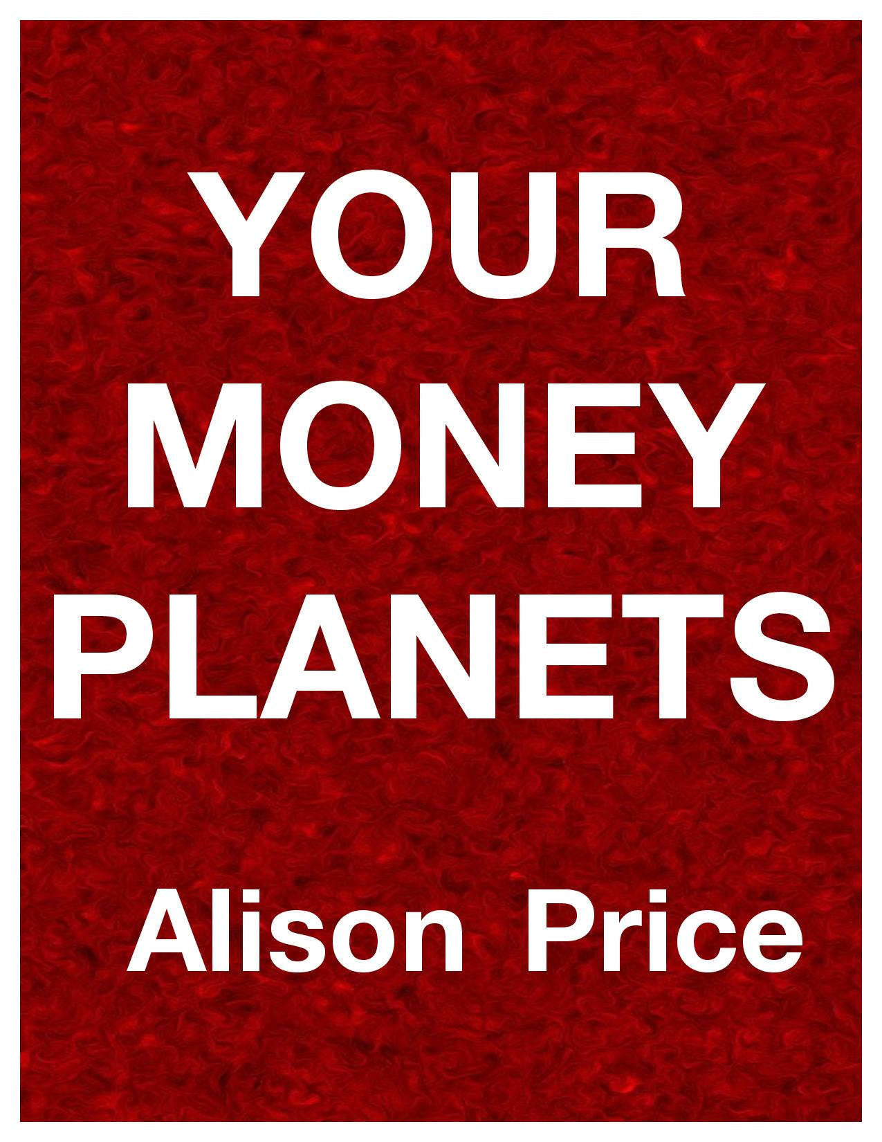 Your Money Planets Kindle Cover Page 001
