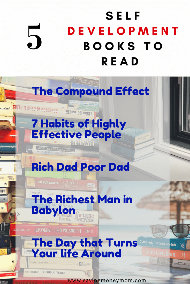 Work hard on your self, you will make a fortune.  Read these books for self development.