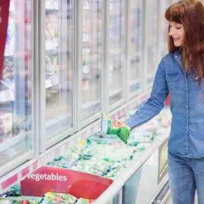 Generic frozen groceries save money