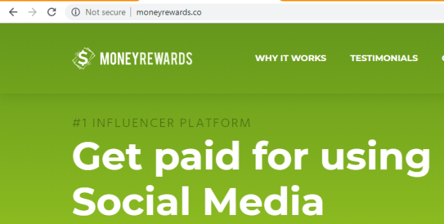 Moneyrewards.co Review