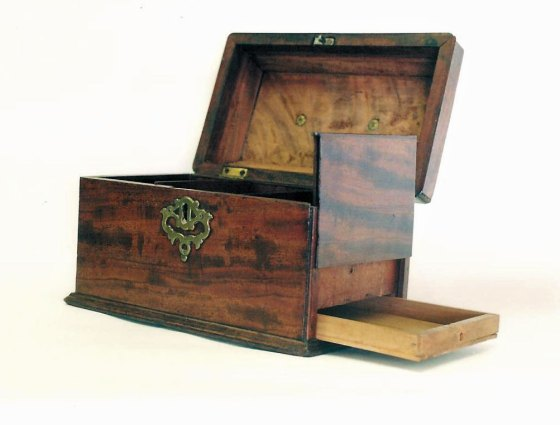 Wooden Boxes with Secret Compartments