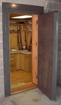 Collins Vault Door