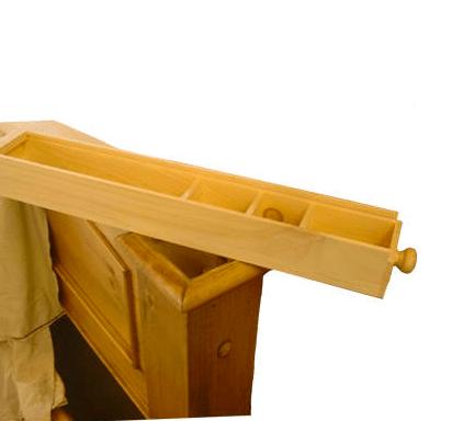 Secret Compartment Furniture Bed  StashVault