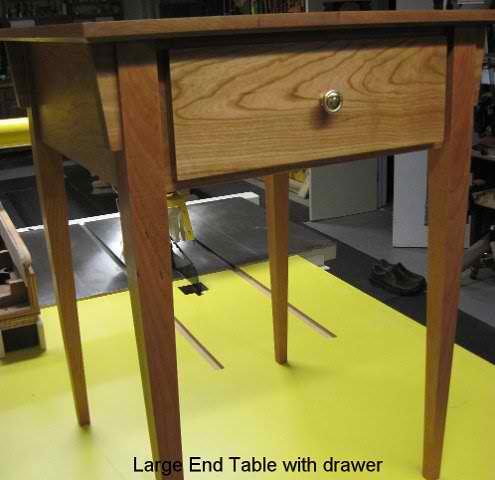 Table with Secret Gun Compartment  StashVault