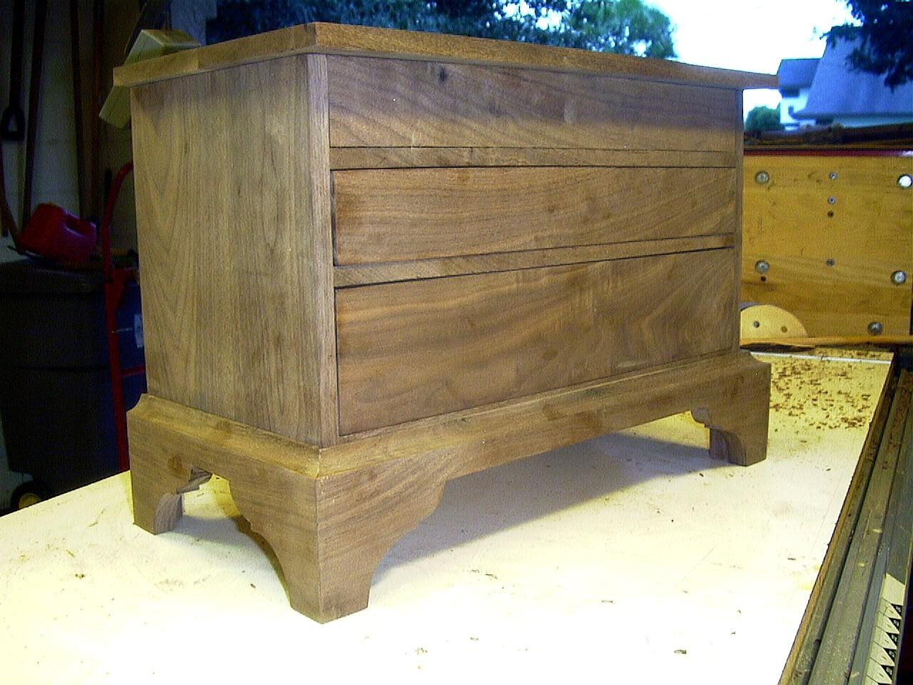 Secret Compartment Furniture Jewelry Box  StashVault