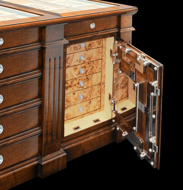 Secret Compartment Safiture  Stainless Steel  StashVault